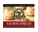 ALASKA SMOKEHOUSE SALMON SPREAD 3.5OZ Thumbnail