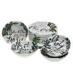 OLIVE OIL DIPPING DISHES -  SET OF 4 Thumbnail