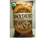 SNYDERS HONEY WHOLE WHEAT PRETZEL STICKS Thumbnail