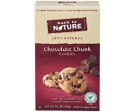 BACK TO NATURE CHOCOLATE CHUNK COOKIES Thumbnail