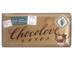 CHOCOLOVE EXTRA STRONG DARK CHOCOLATE Thumbnail