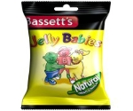 BASSETTS JELLY BABIES 215G Thumbnail