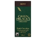 GREEN & BLACKS MINT DARK CHOCOLATE Thumbnail