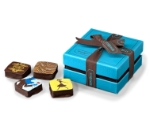 MARIEBELLE 4PC GANACHE BLUE BOX          Thumbnail
