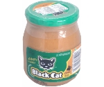 BLACK CAT CRUNCHY PEANUT BUTTER 400 G Thumbnail