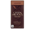 GREEN & BLACKS ORGANIC ALMOND Thumbnail