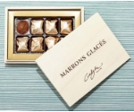 MARRON GLACES CANDIED CHESTNUTS 8PC BOX Thumbnail