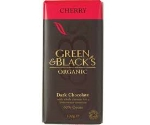 GREEN & BLACKS CHERRY DARK CHOCOLATE BAR Thumbnail