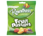 ROWNTREES FRUIT PASTILLES 205G BAG Thumbnail
