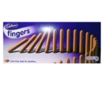 CADBURY MILK CHOCOLATE FINGERS Thumbnail
