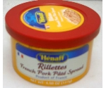 HENAFF RILLETTES FRENCH PORK PATE SPREAD Thumbnail