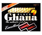 LOTTE GHANA BLACK EXCELLENT 4.72OZ Thumbnail