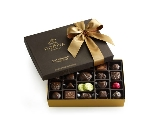 GODIVA DARK CHOCOLATE ASSORTMENT BOX     Thumbnail