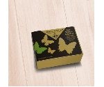 JOHN KELLY DARKCHOCOLATE BUTTERFLIES 2PC Thumbnail
