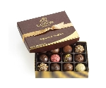 GODIVA SIGNATURE TRUFFLES 12 PIECE BOX   Thumbnail