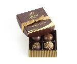 GODIVA SIGNATURE TRUFFLES 4 PIECE BOX    Thumbnail