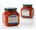 DELALLO ROASTED PEPPER BRUSCHETTA 10OZ Thumbnail