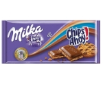 MILKA CHIPS AHOY BAR 100g Thumbnail