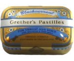 GRETHER'S PASTILLES BLACKCURRANT 440G    Thumbnail