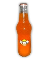 CRUSH ORANGE SODA 12OZ GLASS BOTTLE Thumbnail
