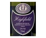 HIGHFIELD SAUVIGNON BLANC '11 750ML Thumbnail