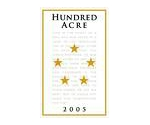 HUNDRED ACRE SHIRAZ ANCIENT '05 750ML Thumbnail