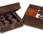 JOHN KELLY WALNUT CARAMEL CLUSTERS 4OZ Thumbnail
