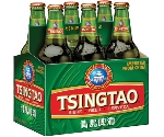 TSINGTAO IMPORTED FROM CHINA 6PK/12OZBTL Thumbnail