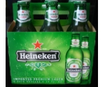 HEINEKEN  BREWED IN HOLLAND 6PK/12OZ BTL Thumbnail