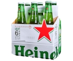 HEINEKEN LIGHT LAGER BEER 6PK/12OZ BTL Thumbnail