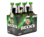 BECK'S FROM GERMANY 6 PACK/ 12 OZ BOTTLE Thumbnail