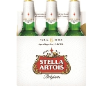 STELLA ARTOIS 6 PACK/ 12OZ BOTTLES Thumbnail