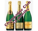 CHAMPAGNE CLUB-12MONTHS