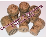 CHAMPAGNE CLUB - 6MONTHS