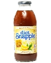 DIET SNAPPLE LEMON TEA 16 OZ BOTTLE Thumbnail