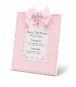 THE BEARINGTON COL. PINK STRIATED FRAME Thumbnail