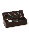 DELUXE WOODEN WINE GIFT SET Thumbnail