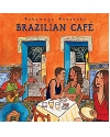 PUTUMAYO BRAZILIAN CAFE CD Thumbnail