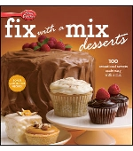 BETTY CROCKER FIX WITH A MIX DESSERTS Thumbnail