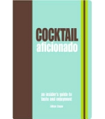 COCKTAIL AFICIONADO BOOK Thumbnail