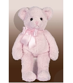 BEARINGTON HUGGIE BEAR (PINK) Thumbnail