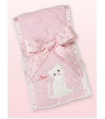BEARINGTON PURRFECT KITTY BURP CLOTH Thumbnail