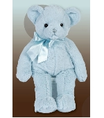 THE BEARINGTON COL. HUGGIE BEAR BLUE Thumbnail