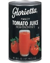GLORIETTA TOMATO JUICE FANCY CALIFORNIA Thumbnail