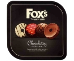 FOX'S CHOCOLATEY SELECTION 12.8OZ TIN    Thumbnail