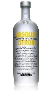 ABSOLUT CITRON VODKA 1 LITER Thumbnail