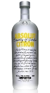 ABSOLUT CITRON VODKA 750 ML Thumbnail