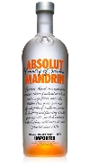 ABSOLUT MANDRIN VODKA 1 LITER Thumbnail