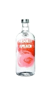 ABSOLUT APEACH VODKA 750ML Thumbnail