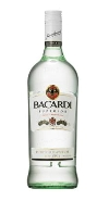 BACARDI LIGHT RUM 750ML Thumbnail